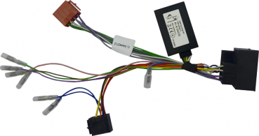 SWRC Interface for Mercedes II