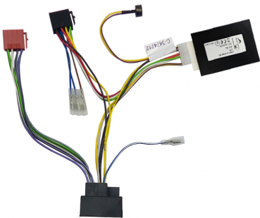 SWC interface for BMW 1er, 3er, 5er, 6er