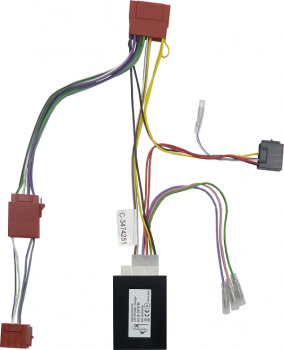 SWC interface for Chrysler Dodge Jeep brown connector